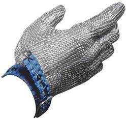 Metal Mesh Hand Gloves