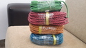 Multicolor Available Recycled Pp Rope