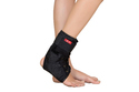 Black Neoprene Ankle Brace