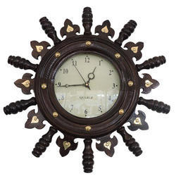 Wooden Wall Clock In Bengaluru Karnataka Get Latest