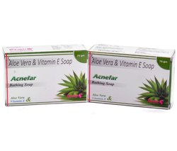 Aloe Vera And Vitamin E Soap