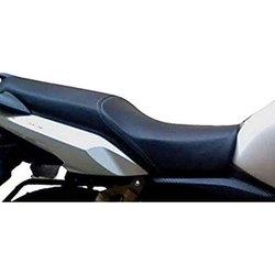 Rexin Black Seat Cover-tvs Apache Rtr160/180