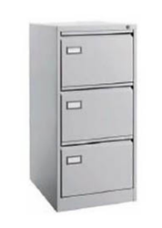 Vertical Filing Cabinet with 3 Drawers FCV30