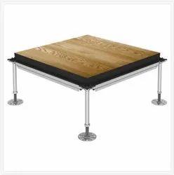 Wood Core Raised Floor System