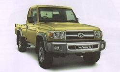 Toyota Land Cruiser Suspension Kit