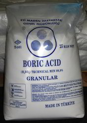 Boric Acid Granular