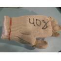 沙市男女通用棉针织手手套,尺码:免费尺码