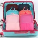 Waterproof Lightweight 3 Layers Travel Shoes Storage Organizer Pouch Bag
