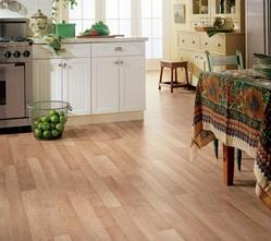 Vinyl Wooden Flooring Service