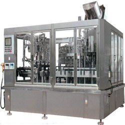 Automatic Soft Drink Filling Machine