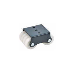 Delrin Eight Wheel Caster