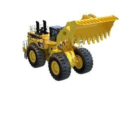 5 Ton Wheel Loader | Navin Infrasolutions Private Limited