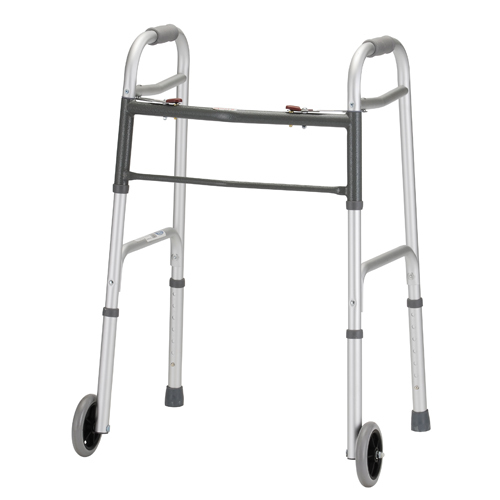 Wheel Type Folding Walker