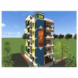 Building Floor Planning 2D Designing & Development Service