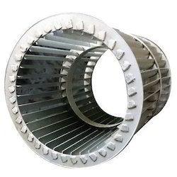 Industrial GI Double Inlet Impeller