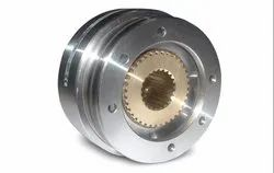 Electromagnetic Single Position Toothed Clutch