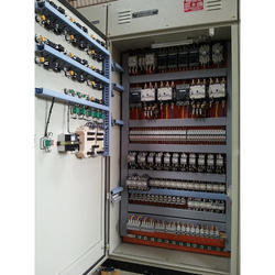 Stainless Steel Three Phase Scrubber Control Panels, IP Rating: IP33