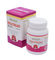 Herbal Anti Asthma Capsules