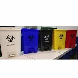 Bio Medical Waste Bin, For Hospital