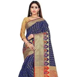 Wedding Weaving Saree