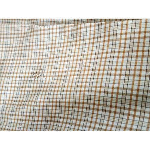 Girl School Uniform Check Fabric