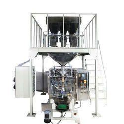 Automatic Weigh Filler Machine