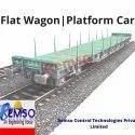 Flat Wagon / Platform Car