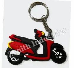 Automobile Promotional PVC Keychain