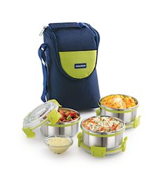 Magnus Aura 3 Klip Lock Lunch Box
