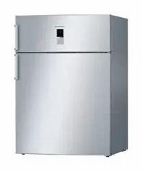 Bosch 454 Litre 2 Star Frost-Free Double Door Refrigerator ( KDN53XI30IChrome Inox Metallic)