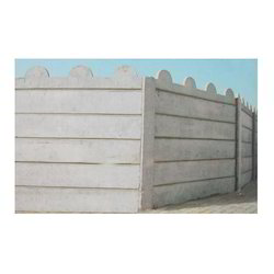 Warehouse Compound Wall