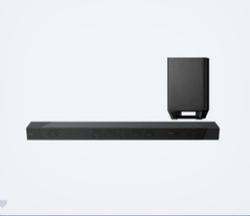 Dolby Atmos Soundbar With Wi Fi Bluetooth Technolog
