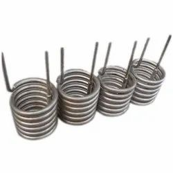 MMSC Silver Titanium Cooling Coil, for Industrial