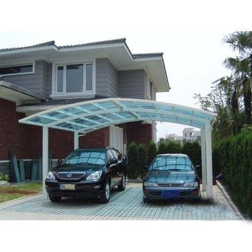 Home Car Parking Shed परकग छपपर परकग