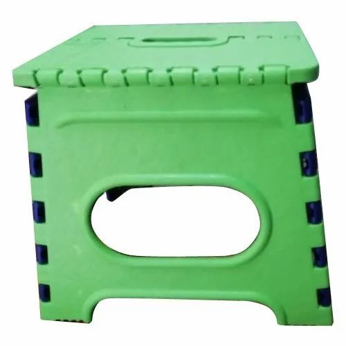 Magnificent Green Plastic Folding Stool Cjindustries Chair Design For Home Cjindustriesco