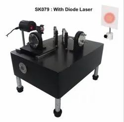Michelson Interferometer with Diode Laser SK079