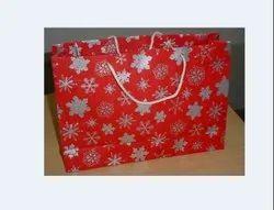 X-Mas Handmade Paper Bag