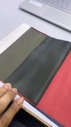 Plain Polyester Rubberised Fabric, For Garment
