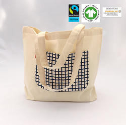 organic cotton printed bags