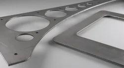 Stainless Steel Machine Parts Laser Cutting Service