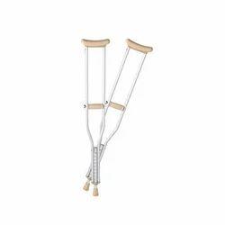 Albio Axillary Crutch - Pair