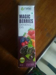 Flaiba Fresh Magic Berries Drinking Gel, Packaging Size: 500mL