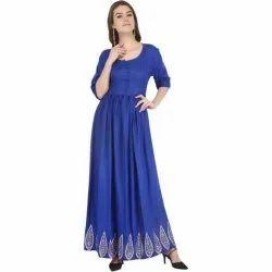 Female Ethnic Wear Ladies Party Wear Dress