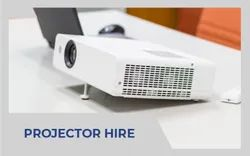 LCD Data Projector Rental Service for Business