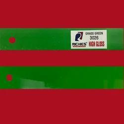 Grass Green Gigh Gloss Edge Band Tape