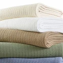 Soft and Luxurious Woven Cotton Blanket