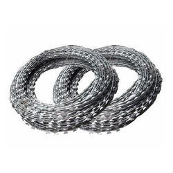 GI Concertina Coil, for Industrial