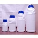 HDPE Bottles Butterfly Shape