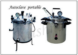Manidharma Portable Autocalve Sterilizer