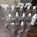 Hand Sanitizer Bottles Pumps - Trigger & Mist Sprayers -  Caps